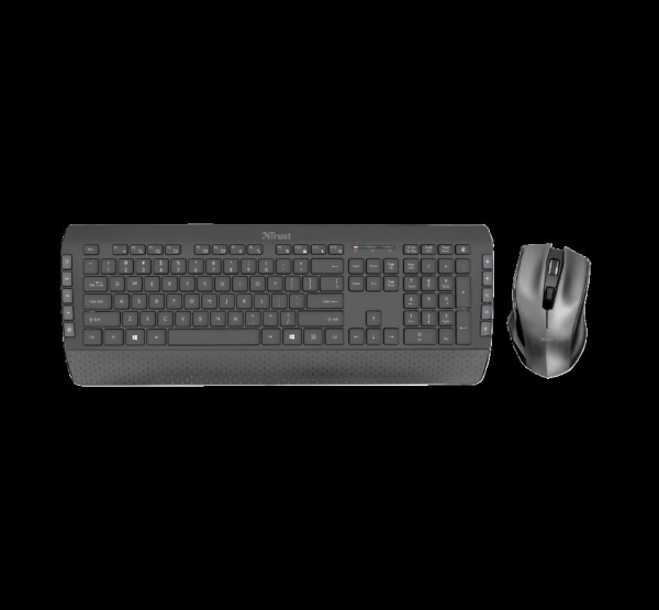 Trust Kit Wireless keyboard+mouse Tecla2 0