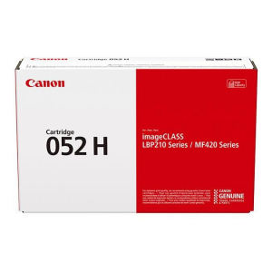 CANON CRG052H TONER CARTRIDGE  BLACK0