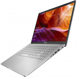 "Laptop ASUS X509JA cu procesor Intel® Core™ i5-1035G1 pana la 3.60 GHz, 15.6"", Full HD, 8GB, 512GB SSD, Intel® UHD Graphics, Free DOS, Transparent Silver4"