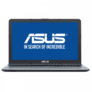 Laptop ASUS X541NA-GO017 cu procesor Intel® Celeron® N3350 pana la 2.40 GHz, 15.6'', HD, 4GB, 500GB, DVD-RW, Intel® HD Graphics 500, Endless OS, Silver - RESIGILAT0