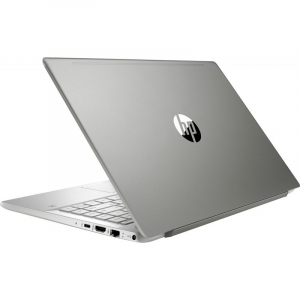 Laptop HP 14'' Pavilion 14-ce2013nq, FHD IPS, Procesor Intel® Core™ i7-8565U (8M Cache, up to 4.60 GHz), 8GB DDR4, 512GB SSD, GMA UHD 620, FreeDos, Silver3