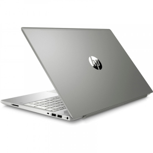 Laptop HP 15.6'' Pavilion 15-cs3005nq, FHD IPS, Procesor Intel® Core™ i7-1065G7 Processor (8M Cache, up to 3.90 GHz), 16GB DDR4, 512GB SSD, GeForce MX250 4GB, FreeDos, Mineral Silver5