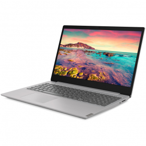 "Laptop Lenovo Ideapad S145-15IIL cu procesor Intel® Core™ i3-1005G1 pana la 3.40 GHz Ice Lake, 15.6"", Full HD, 4GB, 256GB SSD, Intel UHD Graphics, Free DOS, Platinum Grey15"