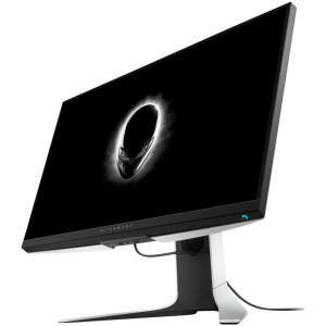 "Monitor gaming LED IPS Dell Alienware 27"", Full HD, Display Port, FreeSync, 1ms, 240Hz, Negru/Gri1"