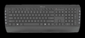 Trust Kit Wireless keyboard+mouse Tecla21