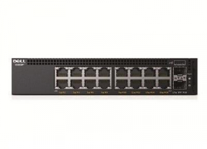Switch Dell X1018 8 x 10/100/1000 + 2 x SFP Rack mount1
