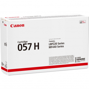 CANON CRG057 TONER CARTRIDGE  BLACK0