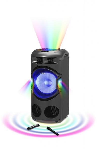 Akai DJ-BY4L Boxa Portabila Bluetooth 0