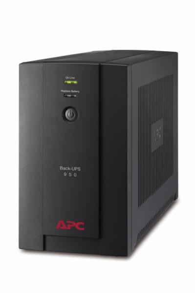 APC BACK-UPS 950VA AVR SCHUKO 0