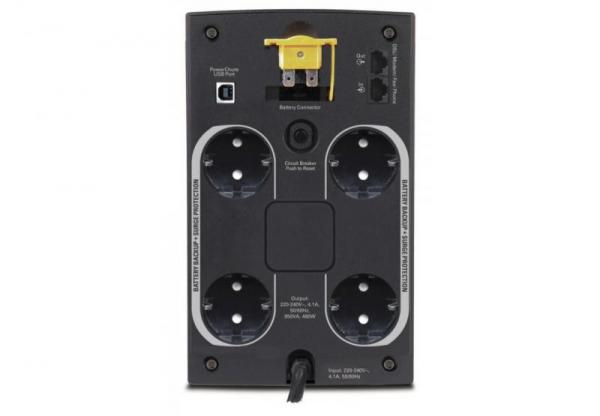 APC BACK-UPS 950VA AVR SCHUKO 1