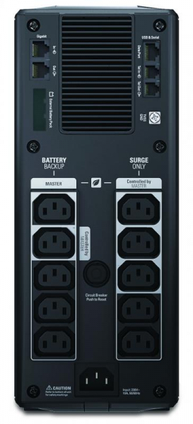 APC BACK-UPS RS 1500VA POWER SAVE 0
