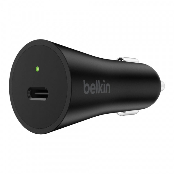 BELKIN UNIVERSAL CAR CHARGER USB-C 27W 0