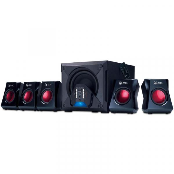 BOXE 5.1 GENIUS SW-G5.1 3500 BLACK 0