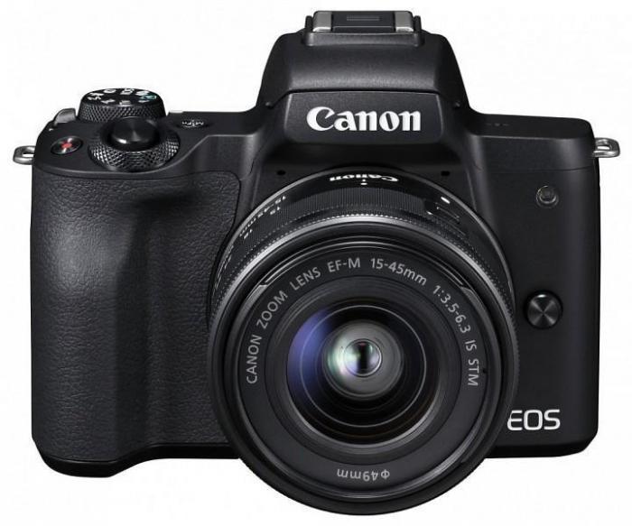 CAMERA FOTO EOS M50 BK KIT M15-45 IS STM [0]
