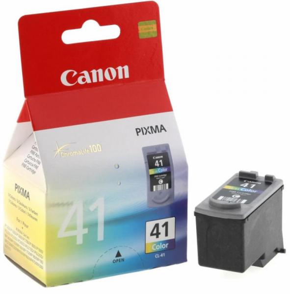 CANON CL-41 COLOR INKJET CARTRIDGE [0]