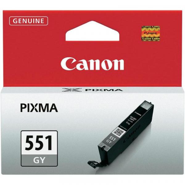 CANON CLI-551XLGY GREY INKJET CARTRIDGE 0