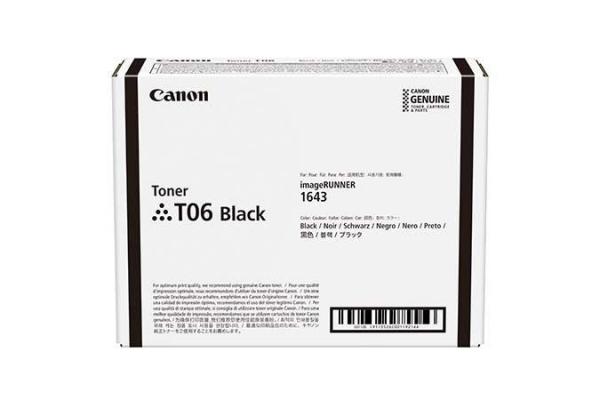 CANON CRG-T06 TONER CARTRIDGE  BLACK 0