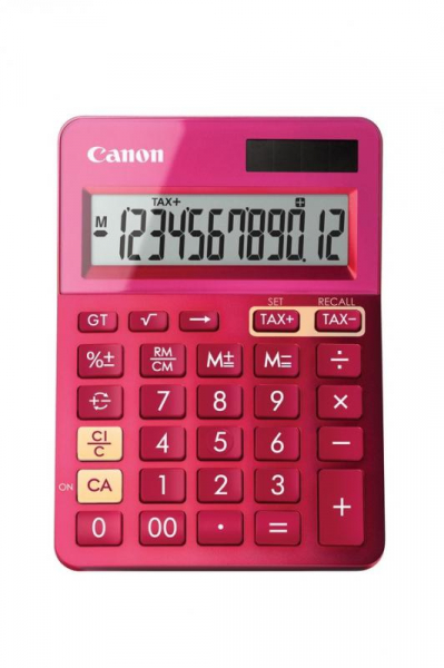 CANON LS123KPK CALCULATOR 12 DIGITS 0