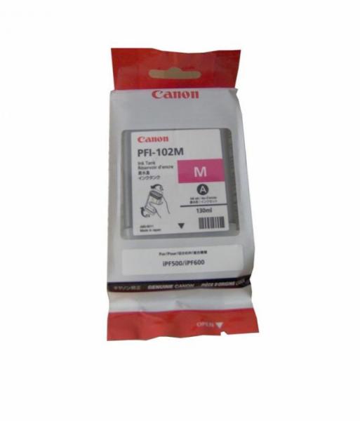 CANON PFI-102M MAGENTA INKJET CARTRIDGE 0
