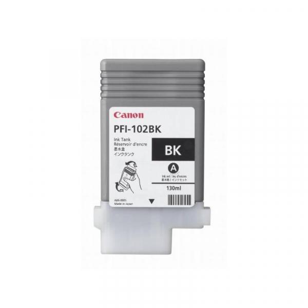 CANON PFI-102PB BLACK INKJET CARTRIDGE 0