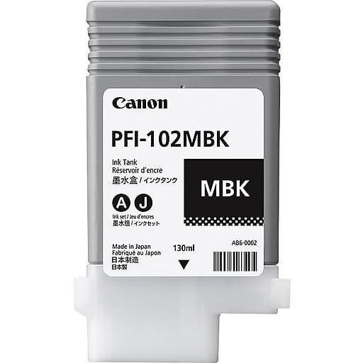 CANON PFI-120MBK BLACK INKJET CARTRIDGE [0]