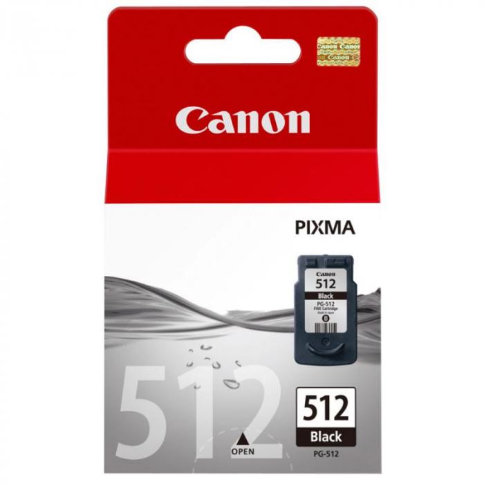 CANON PG-512 BLACK INKJET CARTRIDGE [0]