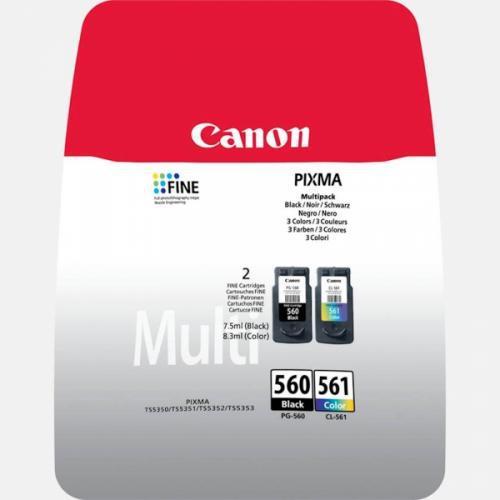 CANON PG-560MULTI  INKJET CARTRIDGE PACK [0]