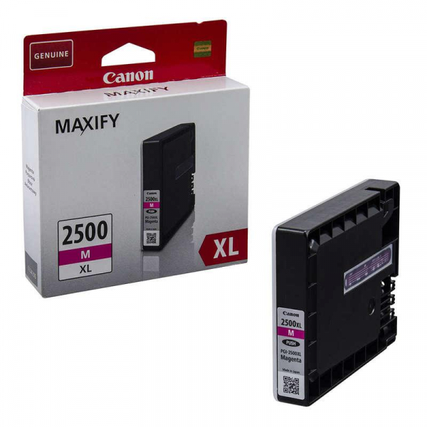 CANON PGI2500XLM MAGENTA INK CARTRIDGE 0