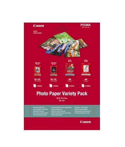 CANON VP-101S A4 PHOTO PAPER 0