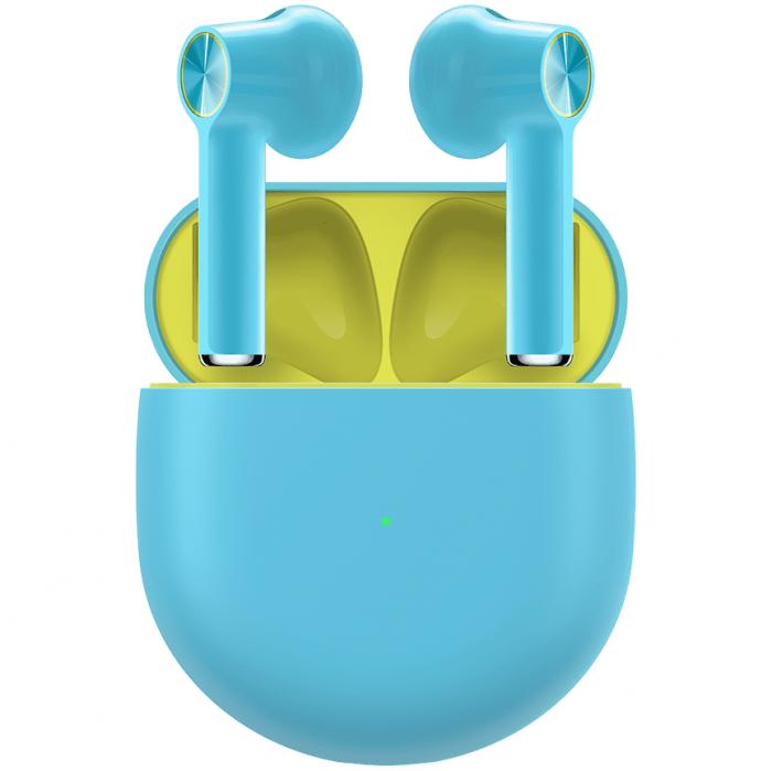 Casti Bluetooth OnePlus Buds Nord Bleu [3]