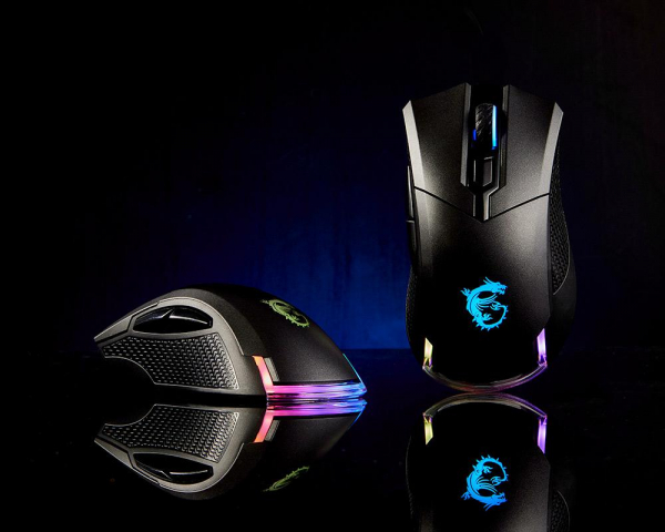 Clutch GM50 Black Gaming Mouse 7