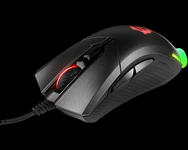 Clutch GM50 Black Gaming Mouse 1