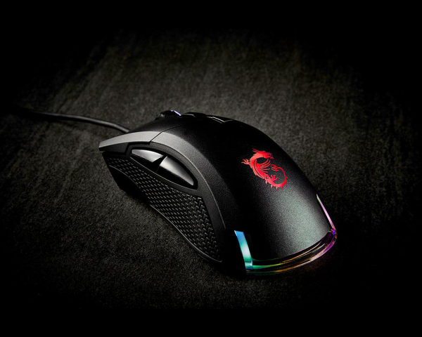 Clutch GM50 Black Gaming Mouse 8