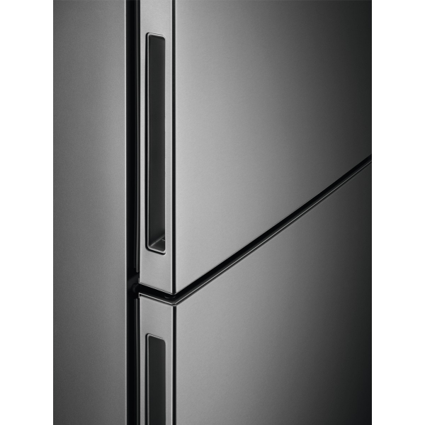 Combina frigorifica 461 litri A++ Frost free H 192 cm inox antiamprenta 4