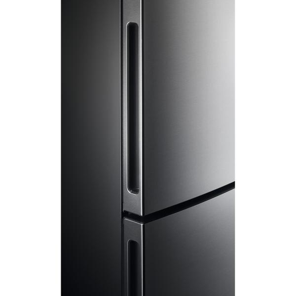 Combina frigorifica 461 litri A++ Frost free H 192 cm inox antiamprenta 2