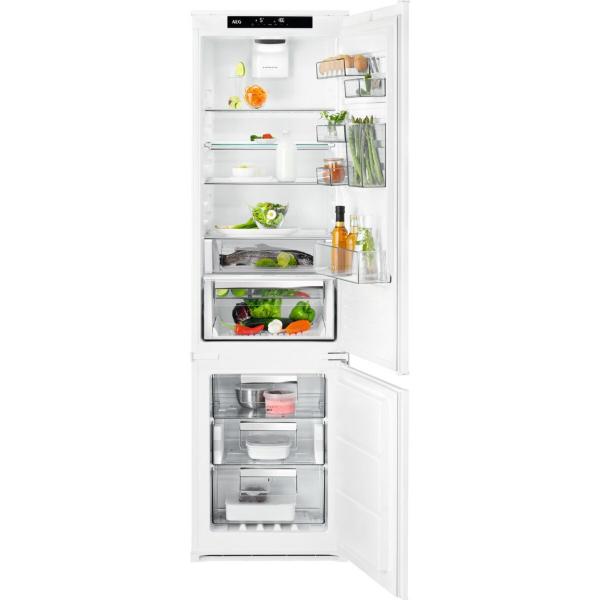 Combina frigorifica incorporabila 267 litri A+++ Frost free H 188 cm alb [0]