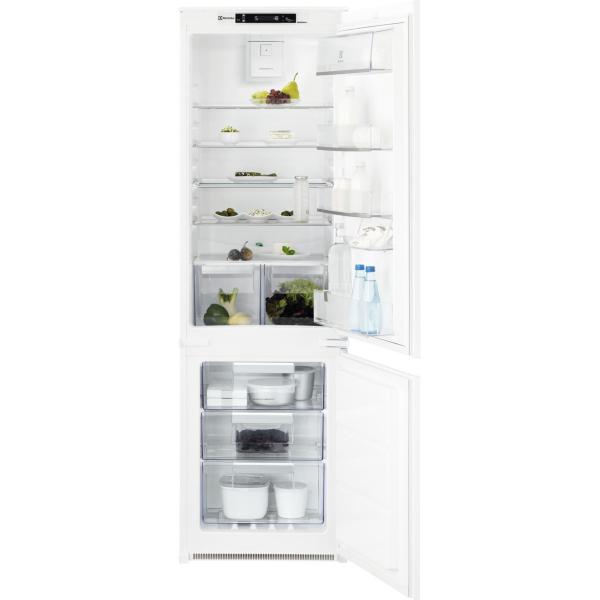 Combina frigorifica incorporabila ENN2853COW 253 litri A+ Frost free H 177 cm alb [0]