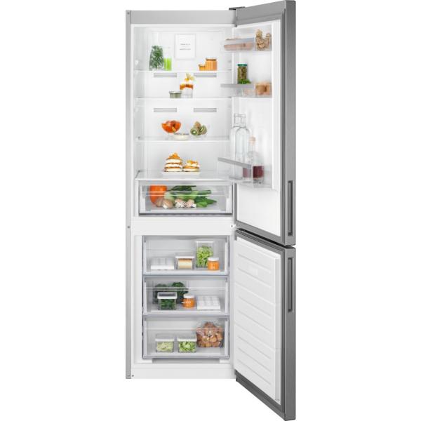 Combina frigorifica LNT5MF32U0 324 litri A+ Frost free H 186 cm aspect inox antiamprenta [0]