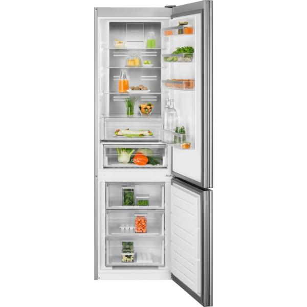 Combina frigorifica LNT7ME34G1 360 litri A++ Frost free H 201 cm sticla alba [0]