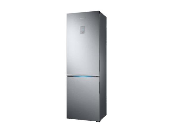 Combina frigorifica Samsung RB34K6032SS, All Around, Capacitate 344L, Capacitate neta congelator: 98l, Capacitate neta frigider: 246l, Inaltime 1917mm, Latime: 600mm, Adancime 664mm, Functii racire: N 1