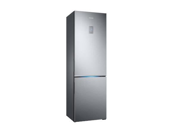 Combina frigorifica Samsung RB34K6032SS, All Around, Capacitate 344L, Capacitate neta congelator: 98l, Capacitate neta frigider: 246l, Inaltime 1917mm, Latime: 600mm, Adancime 664mm, Functii racire: N 2