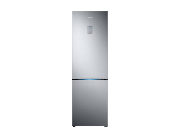 Combina frigorifica Samsung RB34K6032SS, All Around, Capacitate 344L, Capacitate neta congelator: 98l, Capacitate neta frigider: 246l, Inaltime 1917mm, Latime: 600mm, Adancime 664mm, Functii racire: N 0