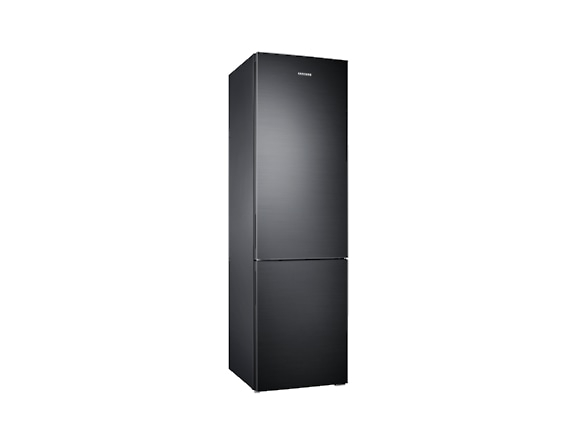 Combina frigorifica Samsung RB37J501MB1, All Around, Capacitate 387L, Capacitate neta congelator: 98l, Capacitate neta frigider: 255l, Inaltime 2010mm, Latime: 595mm, Adancime 675mm, Functii racire: N 2