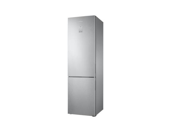 Combina frigorifica Samsung RB37J546MSA, All Around, Capacitate 353L, Capacitate neta congelator: 98l, Capacitate neta frigider: 255l, Inaltime 2010mm, Latime: 595mm, Adancime 675mm, Functii racire: N 1