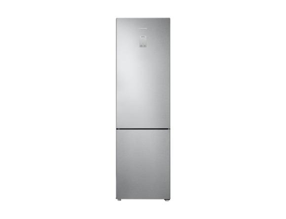 Combina frigorifica Samsung RB37J546MSA, All Around, Capacitate 353L, Capacitate neta congelator: 98l, Capacitate neta frigider: 255l, Inaltime 2010mm, Latime: 595mm, Adancime 675mm, Functii racire: N 0