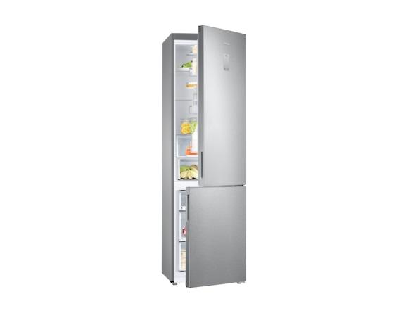 Combina frigorifica Samsung RB37J546MSA, All Around, Capacitate 353L, Capacitate neta congelator: 98l, Capacitate neta frigider: 255l, Inaltime 2010mm, Latime: 595mm, Adancime 675mm, Functii racire: N 5