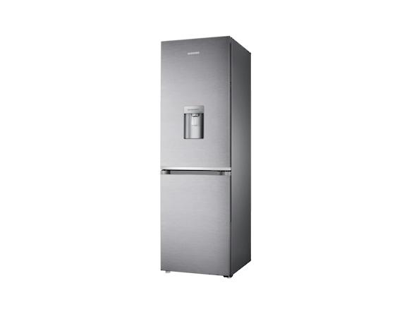 Combina frigorifica Samsung RB38J7530SR, All Around, Capacitate 373L, Capacitate neta congelator: 130l, Capacitate neta frigider: 243l, Inaltime 1927mm, Latime: 595mm, Adancime 650mm, Functii racire:  1