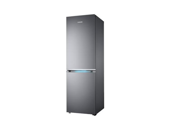 Combina frigorifica Samsung RB38R7717S9, Twin Cooling Plus, Capacitate 382L, Capacitate neta congelator: 130l, Capacitate neta frigider: 252l, Inaltime 1927mm, Latime: 595mm, Adancime 650mm, Functii r 1