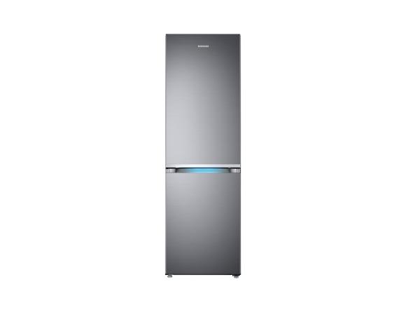 Combina frigorifica Samsung RB38R7717S9, Twin Cooling Plus, Capacitate 382L, Capacitate neta congelator: 130l, Capacitate neta frigider: 252l, Inaltime 1927mm, Latime: 595mm, Adancime 650mm, Functii r 0