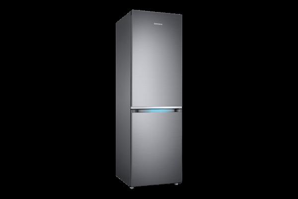 Combina frigorifica Samsung RB38R7717S9, Twin Cooling Plus, Capacitate 382L, Capacitate neta congelator: 130l, Capacitate neta frigider: 252l, Inaltime 1927mm, Latime: 595mm, Adancime 650mm, Functii r 2